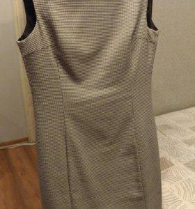 Платье zara 46-48 размера (L)