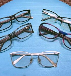 Очки, дорожные наборы для линз