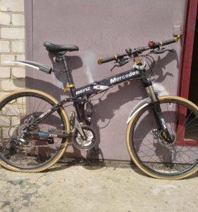 """Складной велосипед Mercedes LV-G5 26"""""""