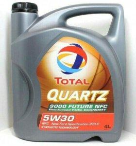 Моторное масло Total QUARTZ NFC 5w-30 4л.
