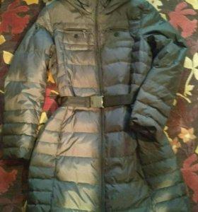 Пальто пуховое Geox
