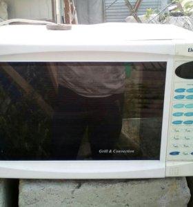 Микроволновка на запчасти
