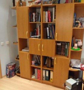 Книжный шкаф / стеллаж