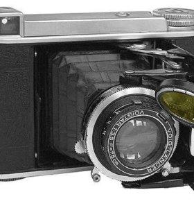 Bessa 6x6 среднеформатный фотоаппарат 1937 года