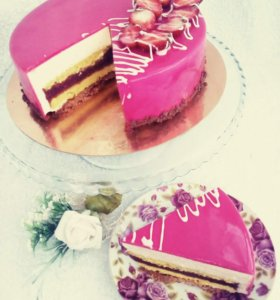 Домашние бисквитные торты