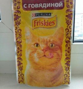 Корм для кошки Friskies