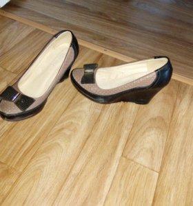 Красивые, удобные туфельки