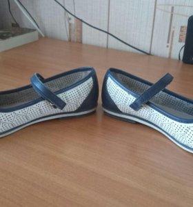 Туфли для девочки 36