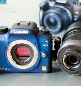 Lumix G2 + Lumix 14-42mm G Vario