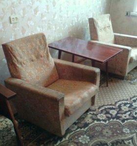 Два кресла на дачу