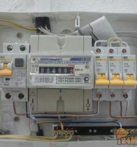 услуги електрика 24часа