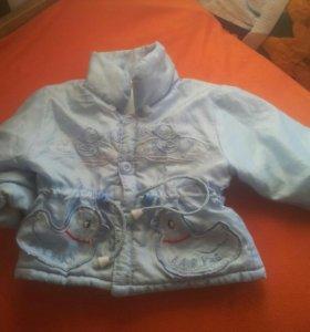 Куртка детская 68-74