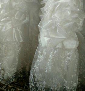 Платье для девочки, рост 140,