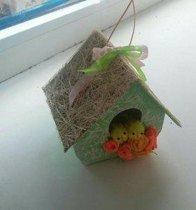 Декоративные домики