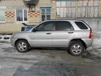 автомобиль КИА СПОртейдж