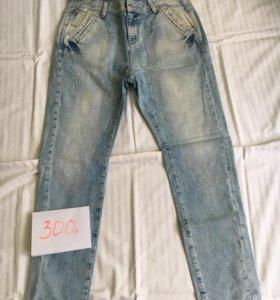 Распродажа вещей!Фирменные джинсы Zara.размер 36(s