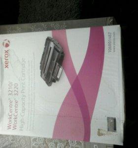 Картриджи для принтеров Xerox