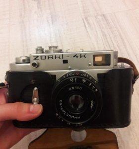 Фотоаппарат ZORKI-4К
