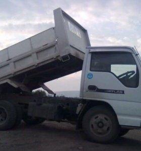 Услуги Самосвала от 1 до 3.5 тонн