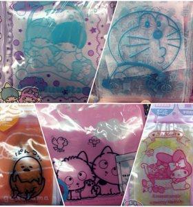 Пакетики под мелочи пластиковые
