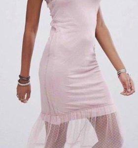 Платье-футбоока