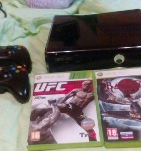 Xbox 360 slim 250гб