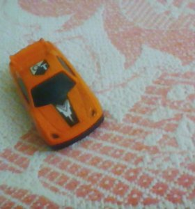 Машинка маленькая