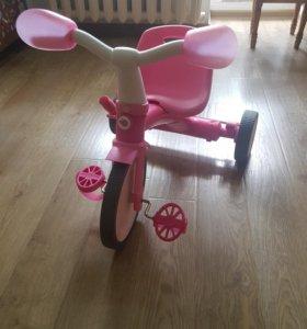 Детский велосипед-трансформер