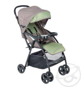 Прогулочная коляска Glory 1009, цвет: зеленый