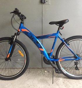 Новый горный велосипед Stels 550, 2017 год