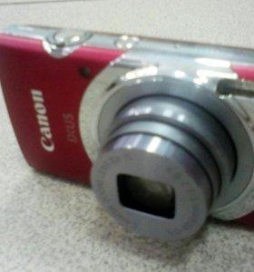 Фотоаппарат Canon IXUS