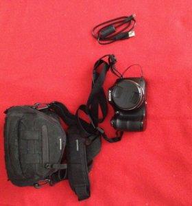 Камера SONY DSC-H100