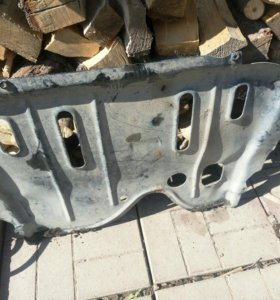 Защита двигателя (поддон) лада ларгус