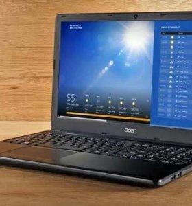 Мощный игровой Acer Aspire E1-552G на Core i5