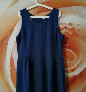 Платье колокольчик, XL