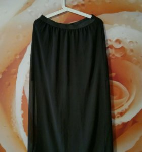 Черная юбка, HM
