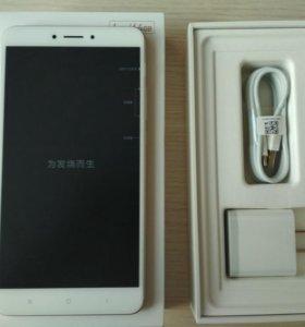 Новый Xiaomi Mi Max 2(поколение) 64Gb Gold