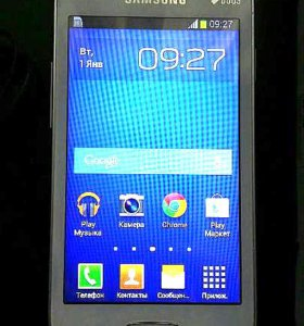 Samsung STAR Plus