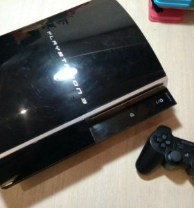 Обмен! Playstation 3 + GTA5 + 9 игр