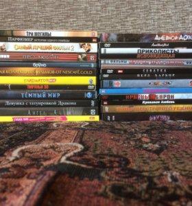 Фильмы - DVD диски