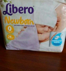 Подгузники Libero NB
