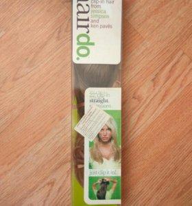 Пряди накладные для волос HairDo