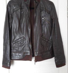 Куртка кожаная Promod
