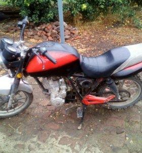 Хорс моторс 150сс