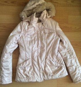 Куртка на зиму 46 р