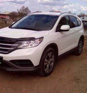 Honda CR-V 2.0 AT, 2013, внедорожник