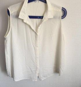 Рубашка Mango белая