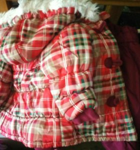 Костюм 2 в 1,куртка и полукомбинезон