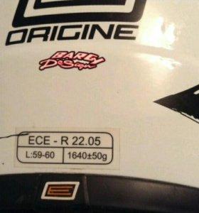 Кроссовый шлем Origion