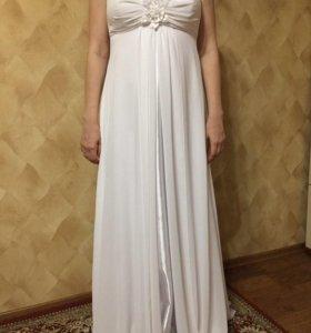 Вечернее, свадебное платье.